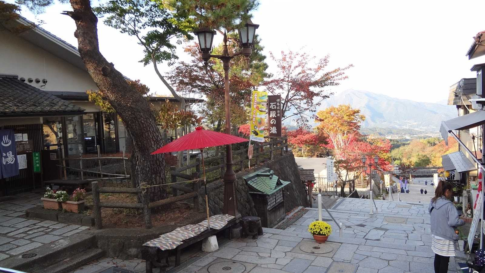 観光 伊香保 温泉