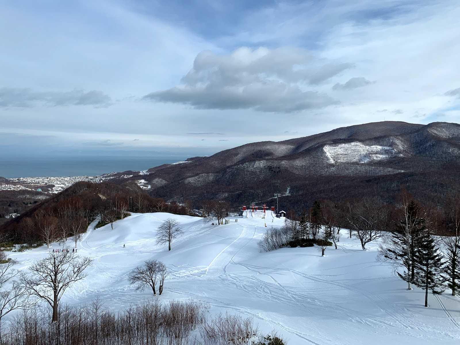 朝里 川 温泉 スキー 場